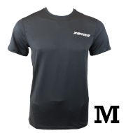Xamsa Grey Mesh T-shirt M