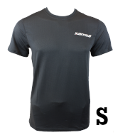 Xamsa Grey Mesh T-shirt S