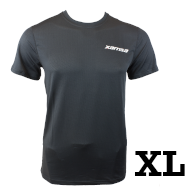 Xamsa Grey Mesh T-shirt XL