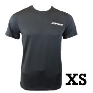 Xamsa Grey Mesh T-shirt XS