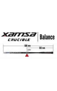 Xamsa Crucible Racquet  Balance