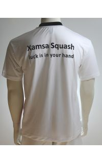 Xamsa T-shirt Back View