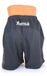 Xamsa Shorts Back View
