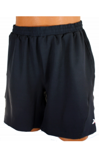 Xamsa Shorts Black Front View