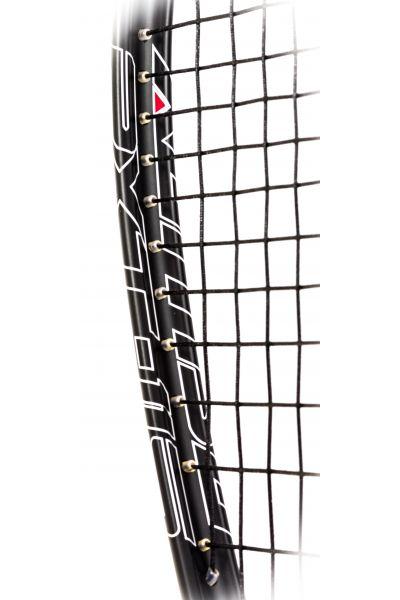 Xamsa PXT 115 Squash Racquet Closeup  1
