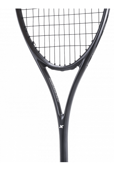 Xamsa Obsidian Squash Racquet Close up