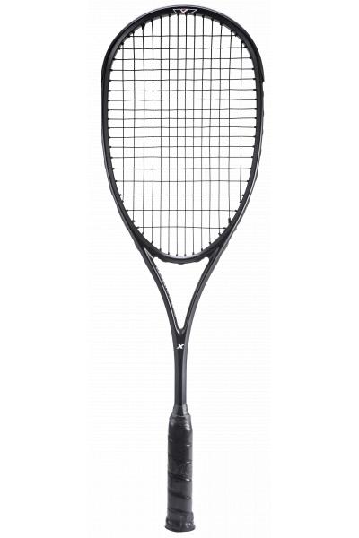 Xamsa Obsidian Squash Racquet Frontal View