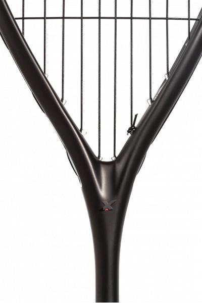 Xamsa PXT Incognito Squash Racquet Closeup Angle