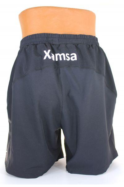 Xamsa Shorts Back View