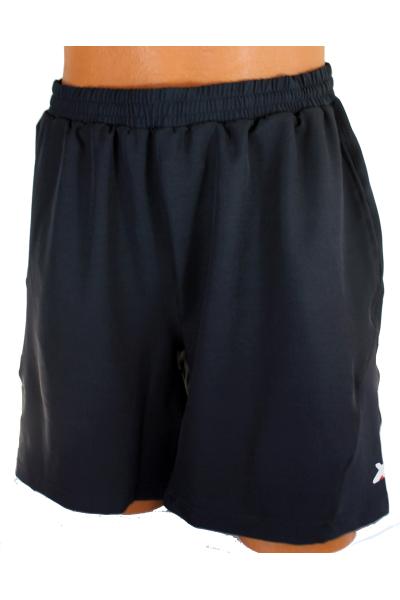 Xamsa Shorts Black Front View
