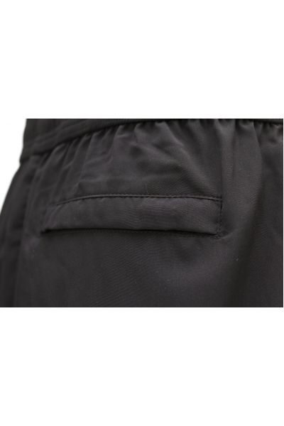 Every Moment Xamsa Shorts - Black - Back Pocket