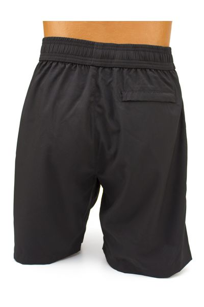 Every Moment Xamsa Shorts - Black - Back View