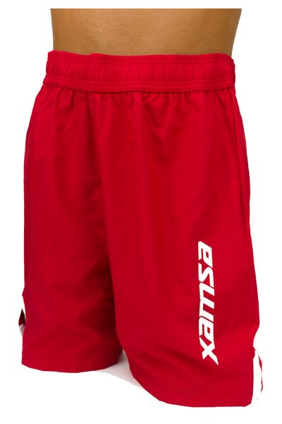 Every Moment Xamsa Shorts - Red