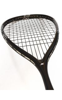 Xamsa PXT 115 Squash Racquet Closeup Angle 1