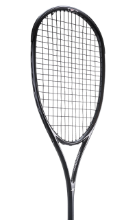 Xamsa Obsidian Squash Racquet Angle View Closeup