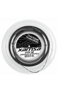Xamsa PM 18 Squash Strings 110 m Reel Label