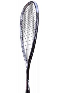 Xamsa PXT 110 Squash Racquet Closeup Angle 1